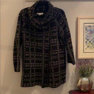 Ellen Tracy sweater jacket